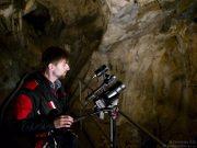 Některé jeskynní stropy jsou vskutku přenádherné