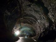 Široké tunely ponorné říčky Punkvy