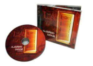 Fotografie alba Ajaring Doors skupiny The L.A.