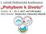 Logo pediatrické konference
